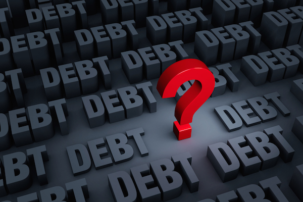 debt frequently asked questions