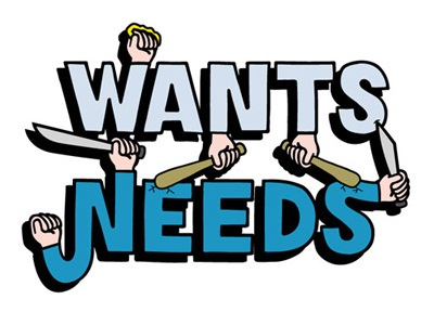 essay human needs wants Free essay: physiological needs for the most part, physiological needs are obvious — they are the literal requirements for human survival  wants do not occur .